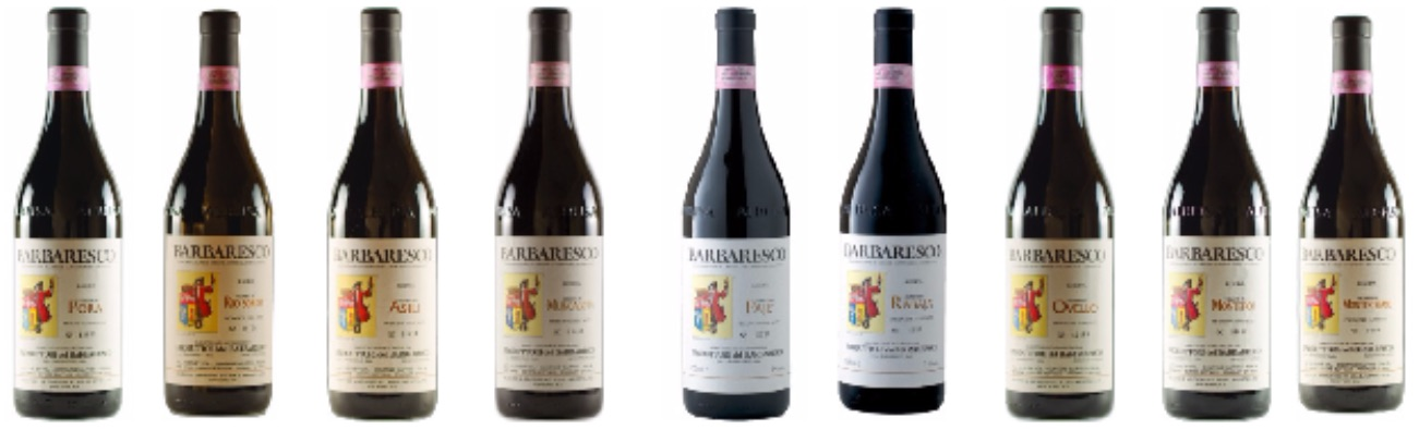 Produttori del Barbaresco  Single Cru Collector Case