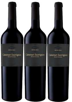 2013 Pestoni Howell Mountain Cabernet 3-Pack
