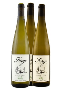 Forge Cellars Riesling 3-Pack