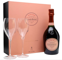 NV Laurent Perrier Rose Single Bottle Gift Pack