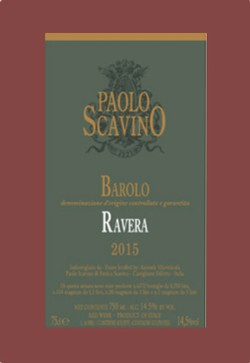 2015 Ravera Six Pack